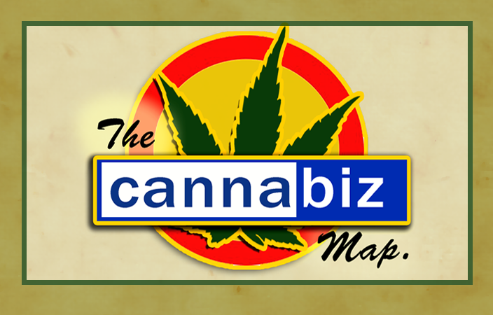 The Cannabiz Map